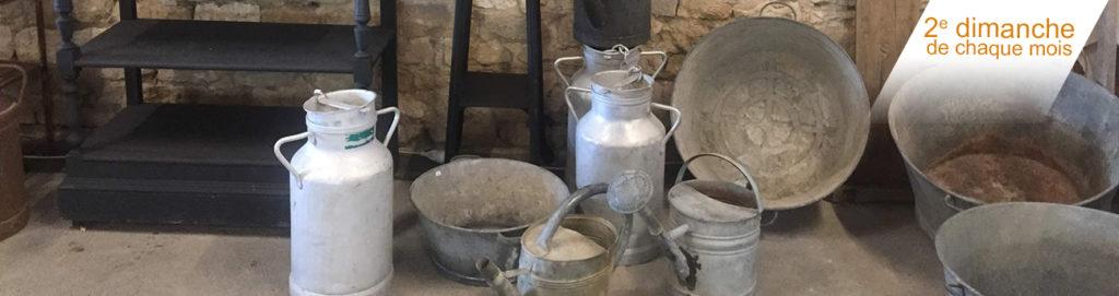 Salon des antiquaires et de la brocante du Relais de Poste de Launois sur Vence